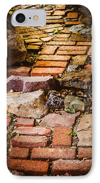 IPhone Case featuring the photograph The Yellow Brick Road by Beverly Parks