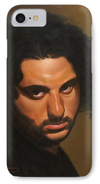 The Young Italian Phone Case by Gary  Hernandez