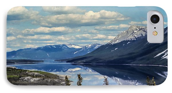 The Yukon IPhone Case by Suzanne Luft