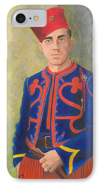 The Zouave IPhone Case