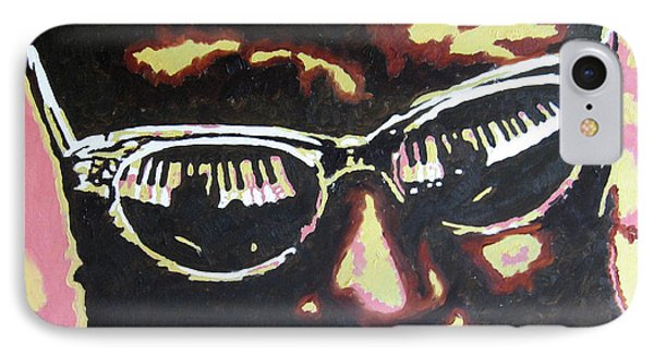 Thelonius Monk Phone Case by Ronald Young