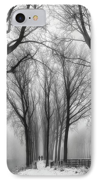 Then Winter Comes IPhone Case