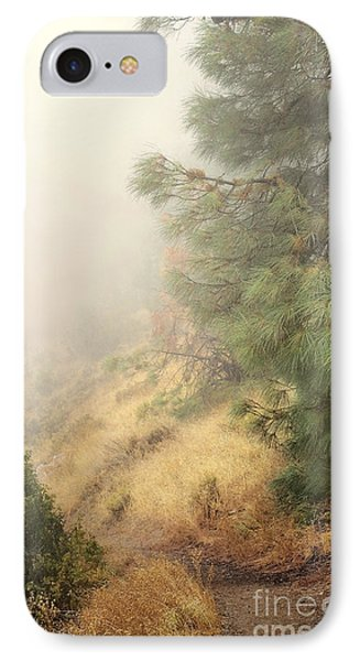IPhone Case featuring the photograph There And Back Again 2 by Ellen Cotton