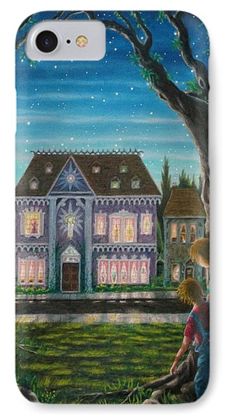 There Is A House In New Orleans IPhone Case by Matt Konar