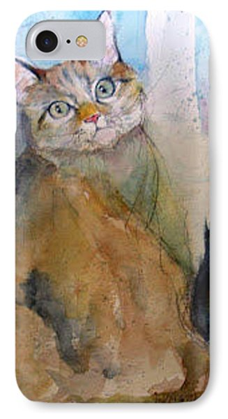 There You Are IPhone Case by Eva Marie Tanner-Klaas