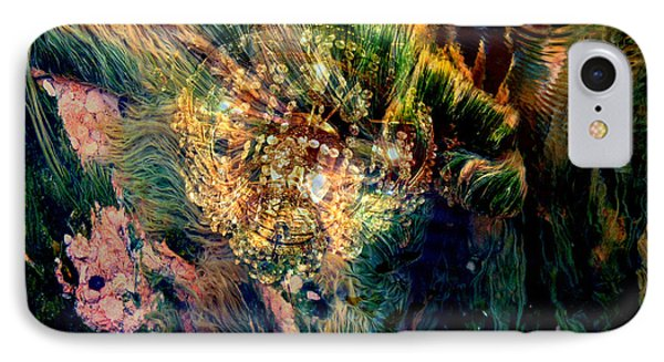 IPhone Case featuring the photograph Thermal Grasses by Irma BACKELANT GALLERIES