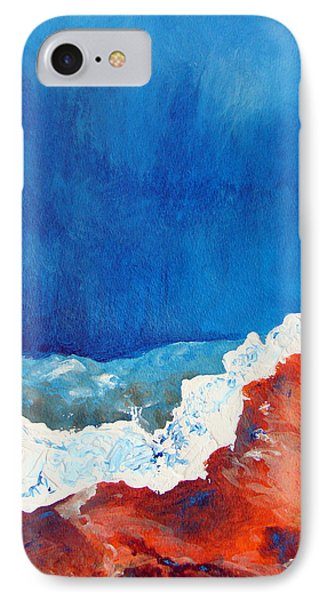 Thermal Shift Phone Case by Abbie Groves