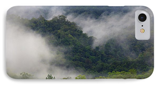 Far North Queensland iPhone 7 Case - Thick Cloud Covers The Tropical by Paul Dymond