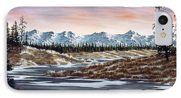 Thin Ice IPhone Case by Rick Bainbridge