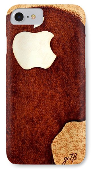 Think Different Tribute To Steve Jobs Phone Case by Georgeta  Blanaru