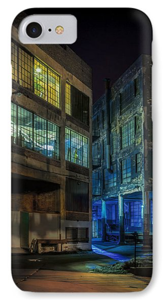 Third Ward Alley IPhone Case by Scott Norris