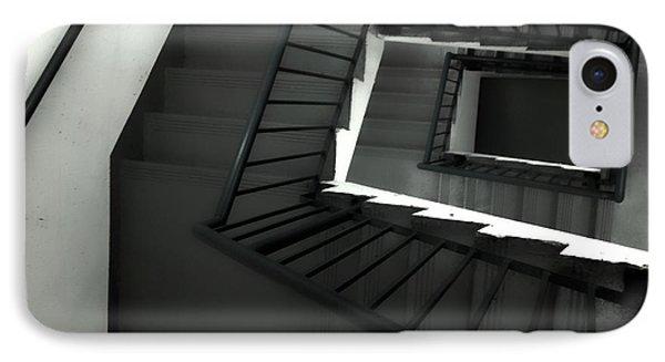Thirteenth Floor  IPhone Case by Empty Wall