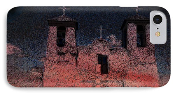 IPhone Case featuring the digital art This  by Cathy Anderson