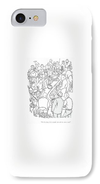 This Has Always Been A Popular Spot IPhone Case