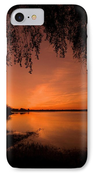 IPhone Case featuring the photograph This Is A New Day ... by Juergen Weiss