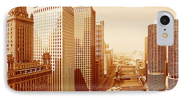 This Is A Sepiatone View Looking IPhone Case by Panoramic Images