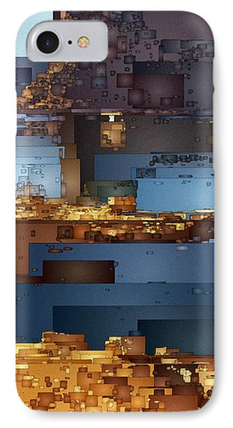 This Is Lake Powell IPhone Case by David Hansen