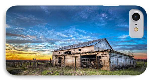 This Old Barn IPhone Case by Marvin Spates