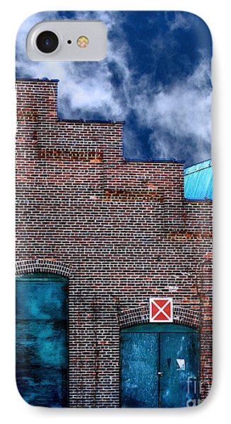 This Property Is Condemned Phone Case by Colleen Kammerer