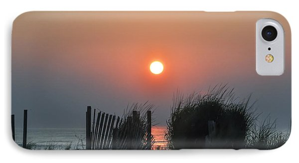 This Way To The Sunrise IPhone Case by Bill Cannon