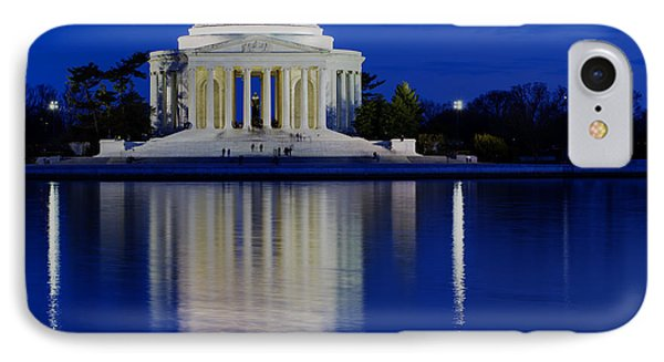 Thomas Jefferson Memorial Phone Case by Andrew Pacheco