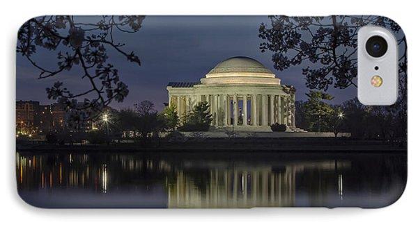 Thomas Jefferson Memorial Washington Dc IPhone Case
