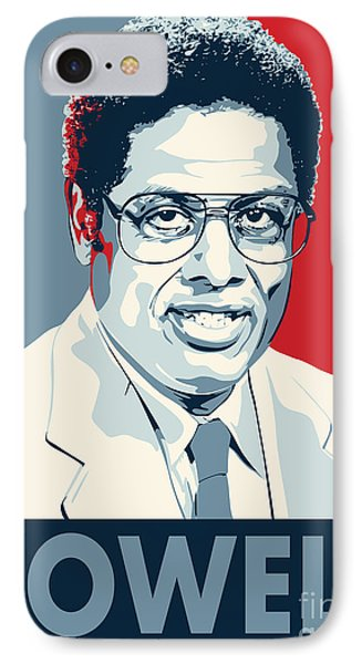 Thomas Sowell IPhone Case