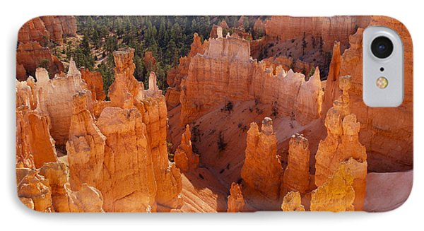 Thor's Hammer At Bryce Canyon In Utah Phone Case by Alex Cassels