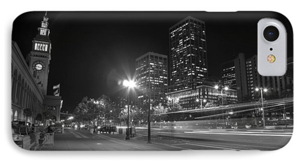 Those City Streets IPhone Case by Brad Scott