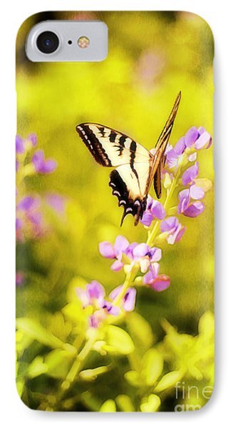 Those Summer Dreams IPhone Case by Darren Fisher