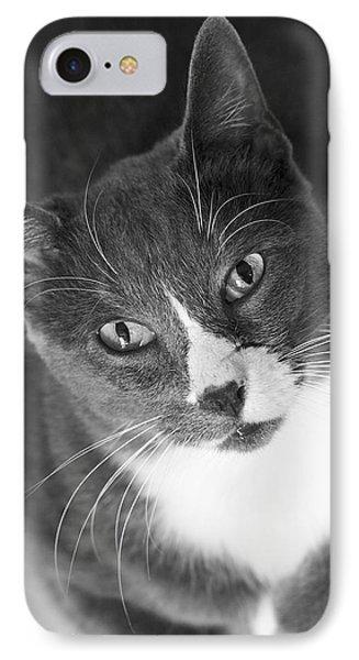 Devotion - Cat Eyes IPhone Case