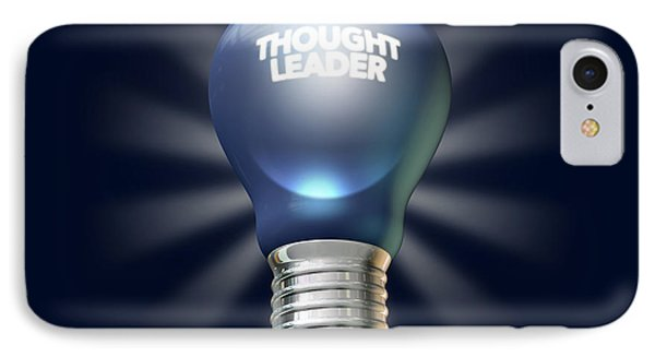 Thought Leader IPhone Case