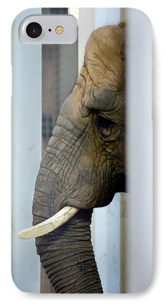 Thoughtful IPhone Case by Courtney Webster