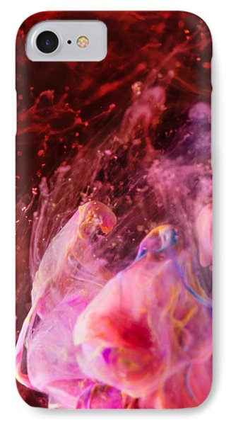 Thoughts - Abstract Photography Art IPhone Case by Modern Art Prints