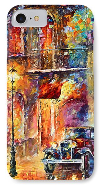 Thoughts Of My Ancestors  Phone Case by Leonid Afremov