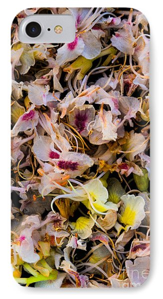 Thousand Petals Of A Dream IPhone Case