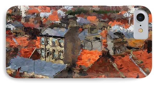 Thousand Roofs Phone Case by Steve K