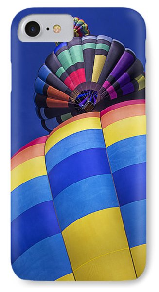 Three Hot Air Balloons IPhone Case by Garry Gay