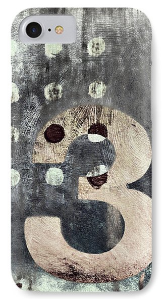 Three Painting IPhone Case by Carol Leigh