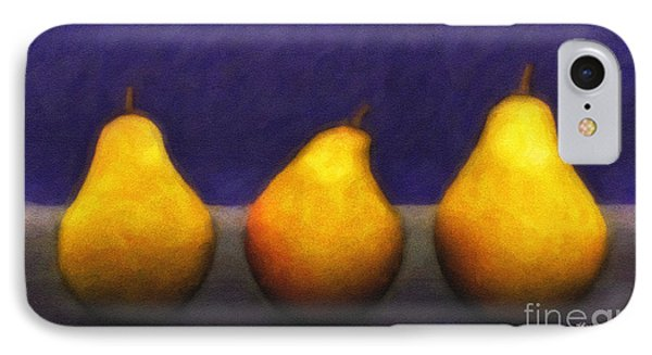 Three Pears IPhone Case