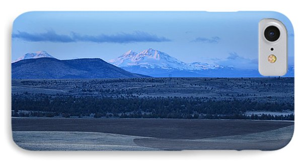 Three Sisters At Dawn IPhone Case