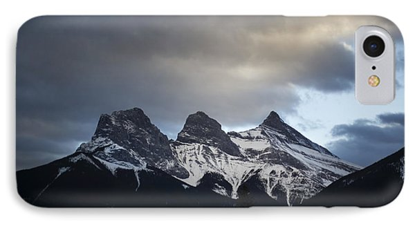 Rocky Mountain iPhone 7 Case - Three Sisters by Evelina Kremsdorf