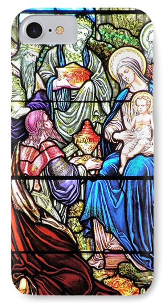 Three Wise Men - Visitation Of The Magi IPhone Case