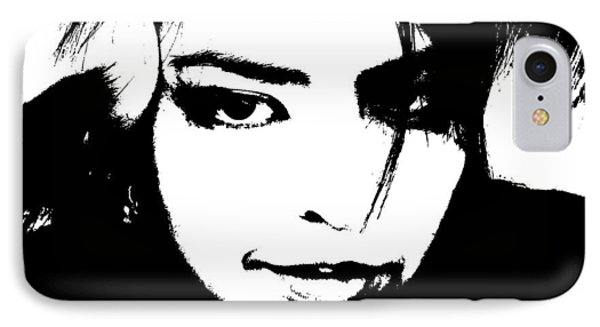 IPhone Case featuring the photograph Threshold Self Portrait by Zinvolle Art