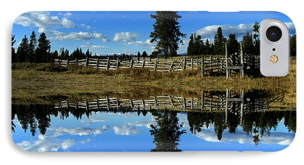 Through My Eyes IPhone Case by Janice Westerberg