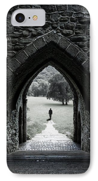 Through The Arch Phone Case by Svetlana Sewell