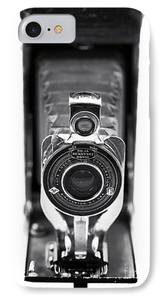 Through The Lens Phone Case by John Rizzuto