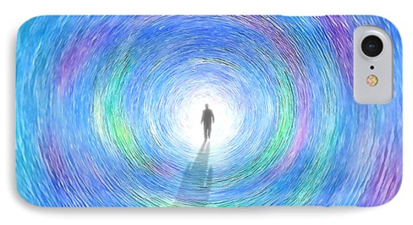 Through The Light IPhone Case by Cristophers Dream Artistry