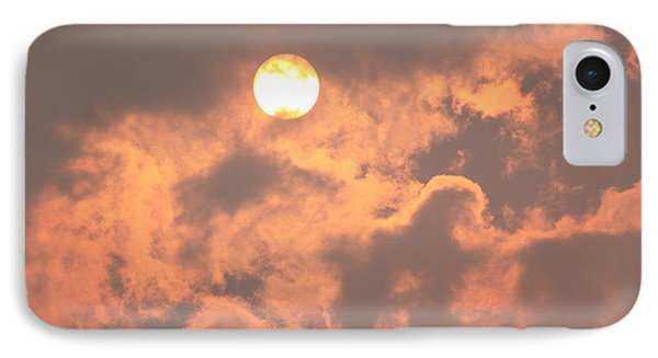 Through The Smoke IPhone Case by Melanie Lankford Photography