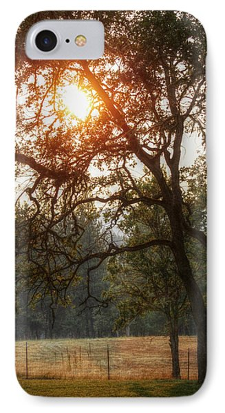 Through The Trees IPhone Case by Melanie Lankford Photography